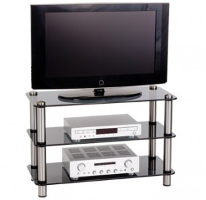 Optimum Modular AV30 slimline TV stand